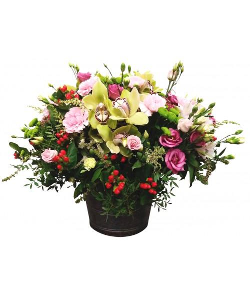 Premium flowerbox