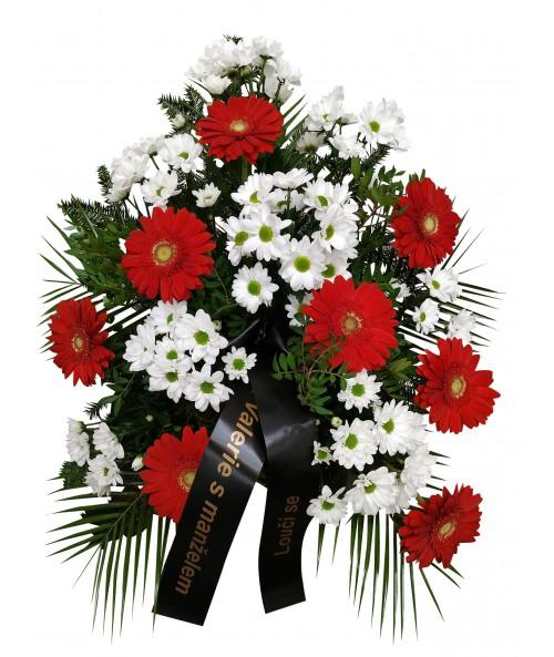 Funeral bouquet Debora