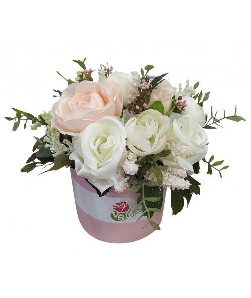 Artifical box Rosa