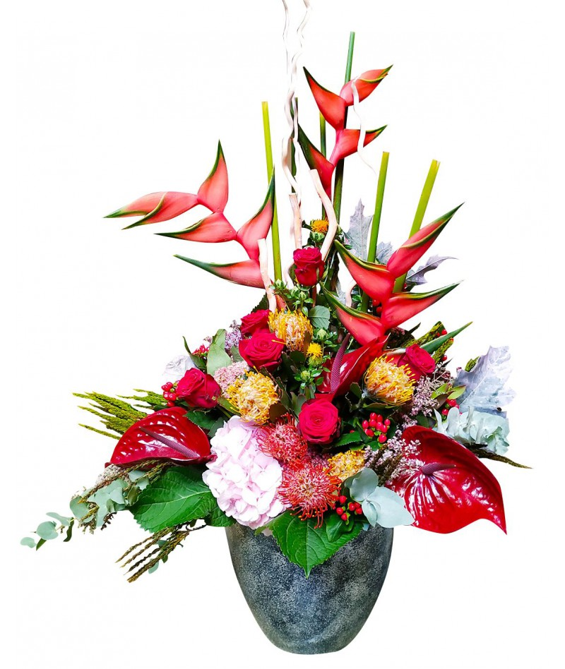 Luxusní kytice brno