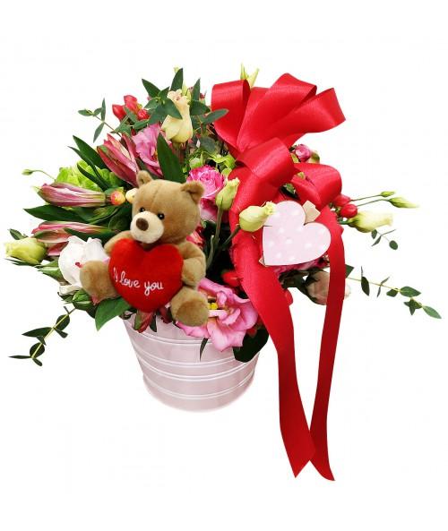 Romantický box