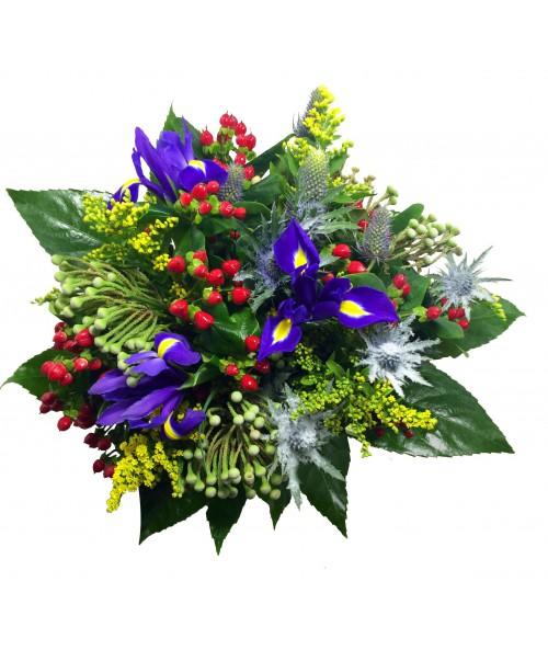 Nevšední kytice