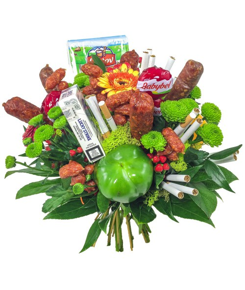 Cigarettes bouquet