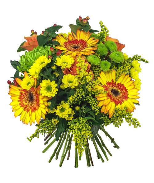 Sluníčková kytice
