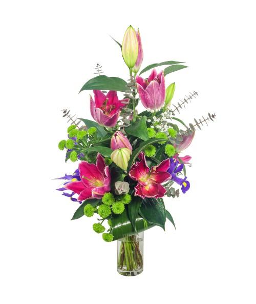Voňavé lilie