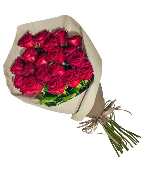 Růže v balení