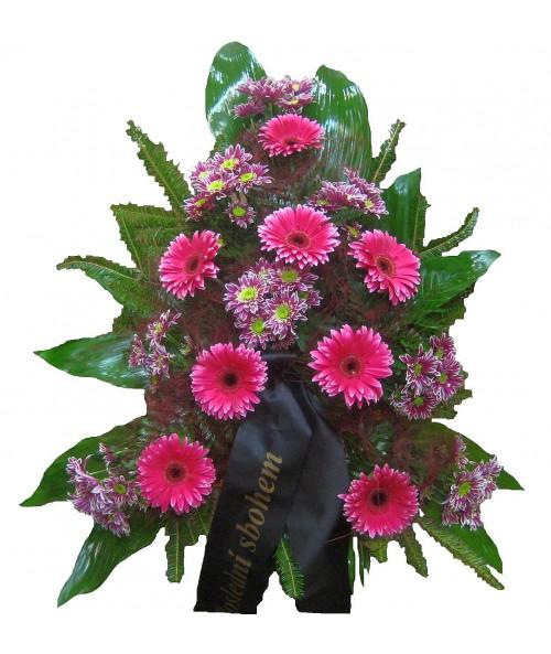 Funeral bouquet Adelaida