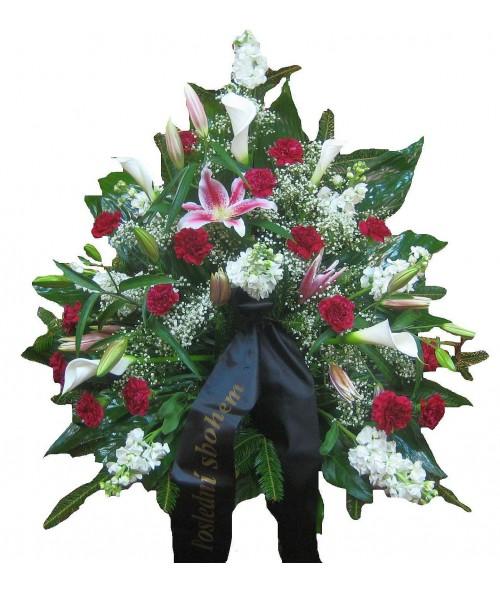 Funeral bouquet Elizabeth