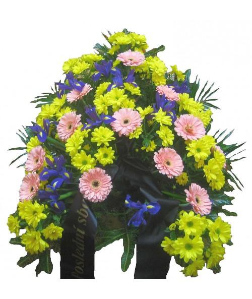 Funeral bouquet Luisa
