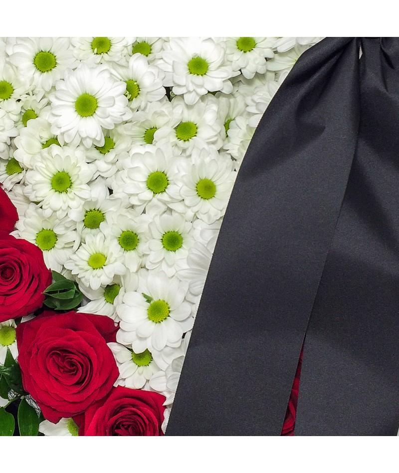 Smuteční květiny