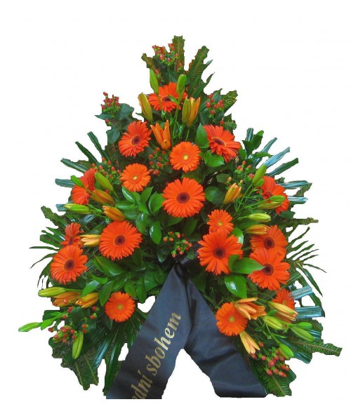 funeral-bouquet-brno