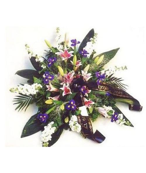 Funeral bouquet Viktoria