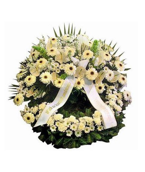 Wreath Claudisu (80 cm)