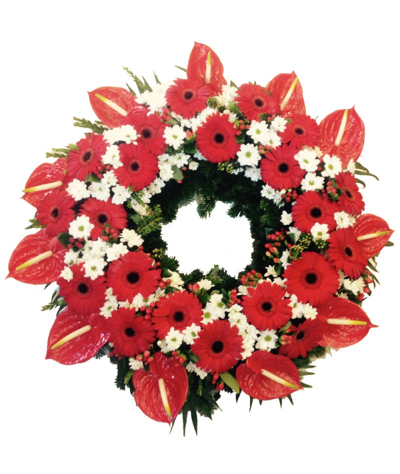 wreath Commodus (70 cm)