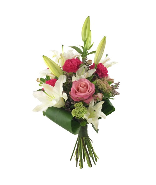 bouquet-liles-roses-carnations
