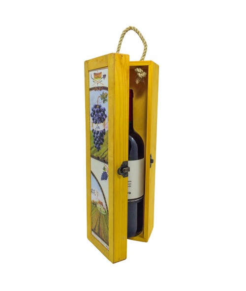Wine + gift box
