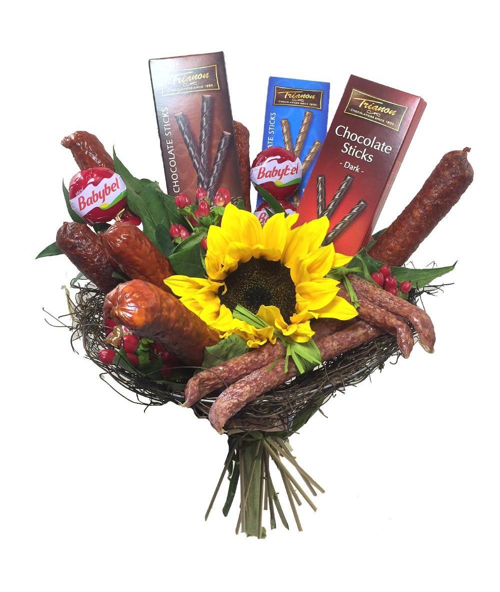 Men\' s bouquet - Květiny V&Š
