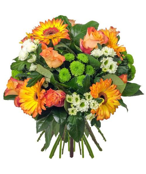 Zářivá kytice