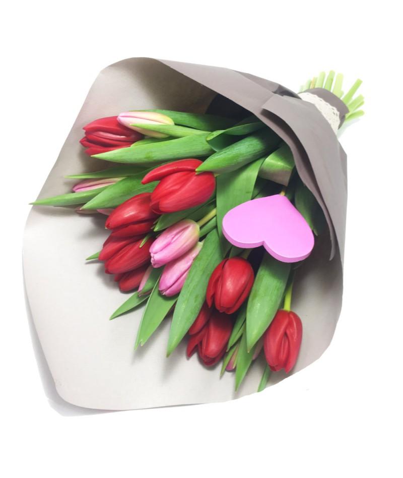 Tulipány pro zamilované