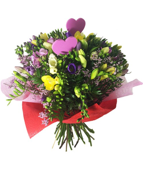 bouquet-freesias-delivery-brno