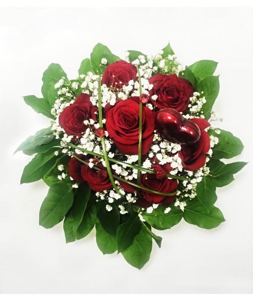 Vášnivé růže