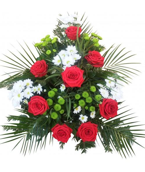 Funeral bouquet Nikita