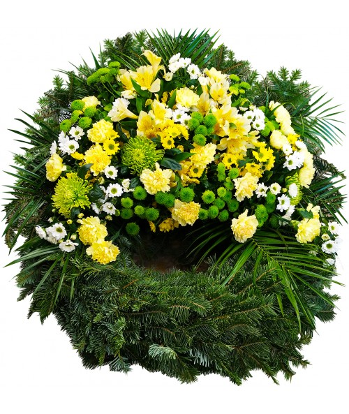Wreath Tiberius