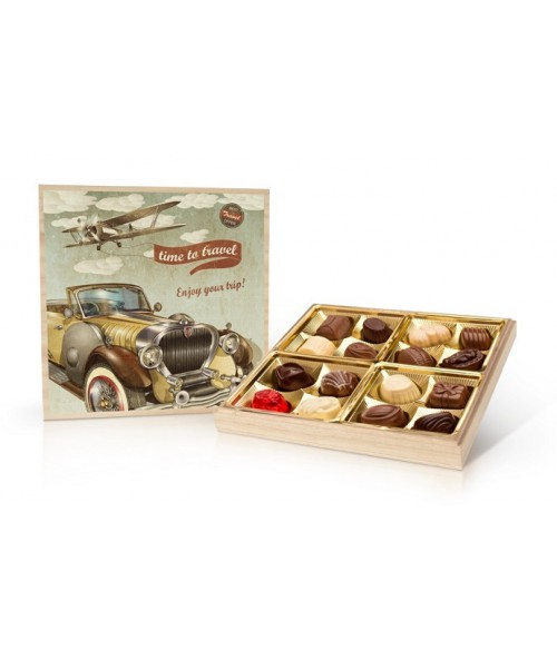 Pralines retro cars 200g