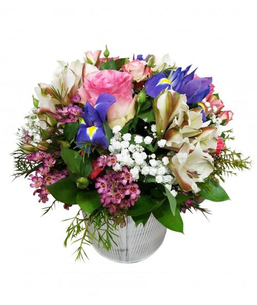 Květinový mix box
