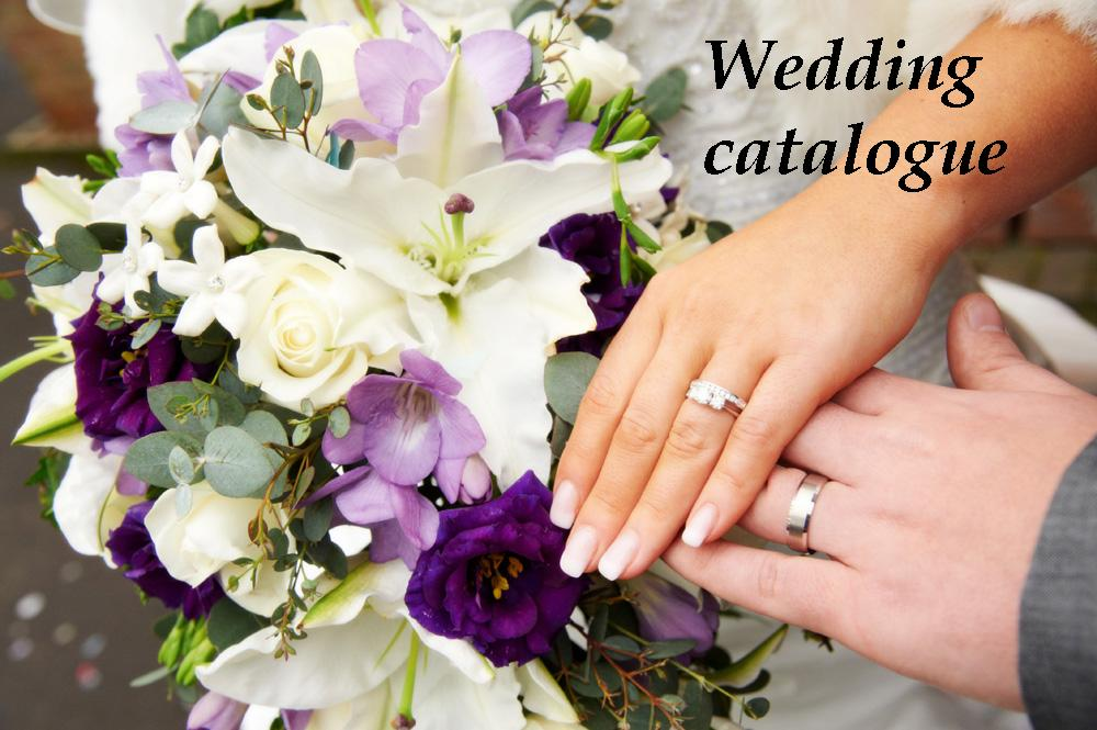 Wedding catalogue
